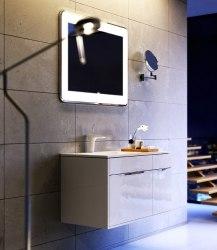 Мебель для ванной Aqwella Malaga 90