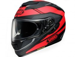 Мотошлем SWAYER Black/Red SHOEI GT-AIR