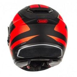 Мотошлем SWAYER Black/Red SHOEI GT-AIR