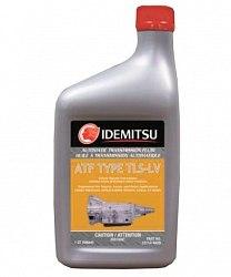 Трансмиссионная жидкость IDEMITSU ATF Type TLS-LV, банка 0,946л