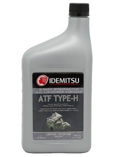 Трансмиссионная жидкость IDEMITSU ATF TYPE H, банка 0,946л