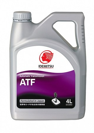 Трансмиссионная жидкость IDEMITSU IDEMITSU ATF, банка 4л