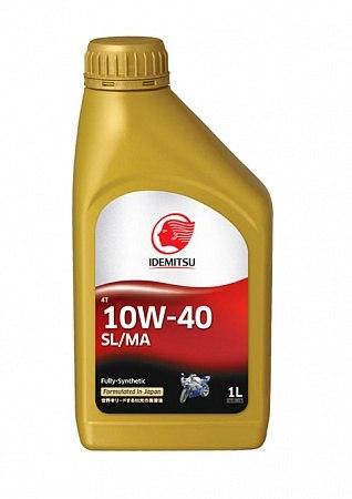 Моторное Масло Idemitsu 10w40 Semi-Synthetic
