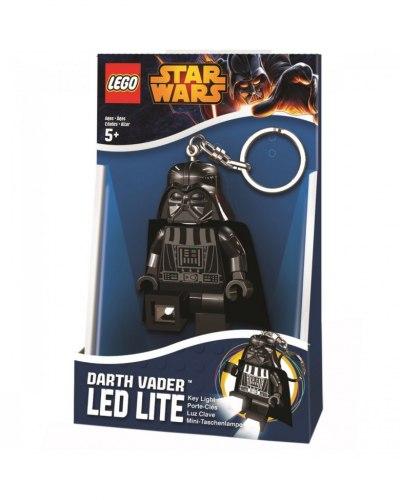 Брелок-фонарик для ключей Lego Star Wars - Darth Vader (Дарт Вейдер)