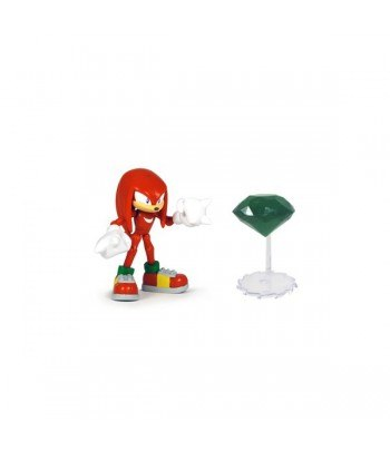 "Игрушка-фигурка ""Sonic Knuckles with Master Emerald"" (Соник Наклз и изумруд), 9 см"