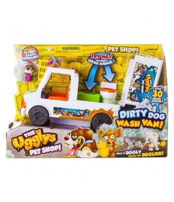 """Игровой набор Ugglys Pet Shop """"Вэн- мойка для питомцев"""""""