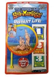 Расходные материалы для Аквариума Sea-Monkeys 1Toy Т13630