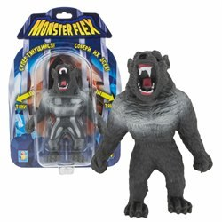 MONSTER FLEX Оборотень тянущяяся фигурка блистер 15см 1Toy Т18100-1