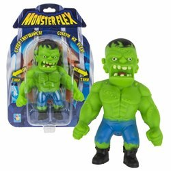 MONSTER FLEX Франкенштейн тянущяяся фигурка блистер 15см 1Toy Т18100-12