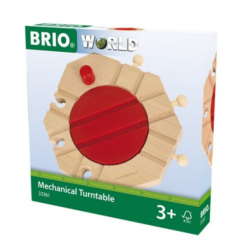 Механический перекрёсток BRIO 33361