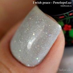 I wish Peace