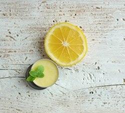 Бальзам-воск для кутикулы и ногтей «Лимон и бергамот» Mixtura