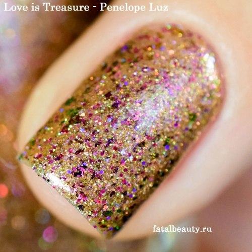 Love is Treasure