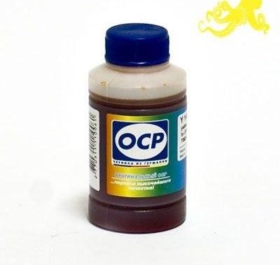 Чернила OCP 155 Y для картриджей EPS принтеров L800, 70 gr
