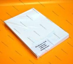 Фотобумага Глянцевая, 13х18, 230 гр. (50 листов) эконом-класс NO NAME
