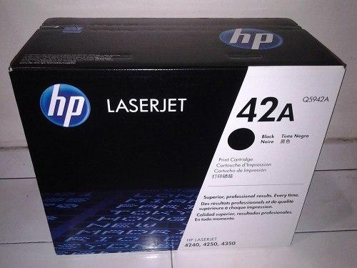 Картридж HP LJ 4250/4250N/4350/4350TN (O), Q5942A, 10K