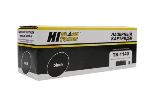 Тонер-картридж Kyocera-Mita FS-1035MFP/DP/1135MFP/M2035DN (Hi-Black), TK-1140, 7,2K
