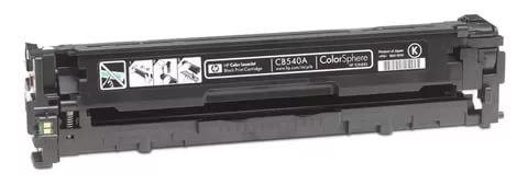 Заправка HP Color LaserJet CP1215/1515/1518/CM1312 (CB540A (№125A) - черный)