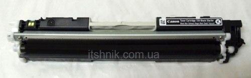 Заправка Canon i-SENSYS LBP7010C, LBP7018C (Canon 729BK)