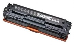 Заправка HP Color LaserJet Pro CP1415 (CE320A - черный)