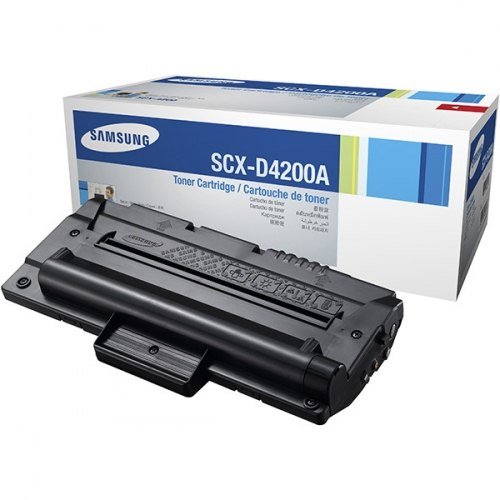 Заправка Samsung SCX-4200/4220 + обнуление чипа (SCX4200D3)