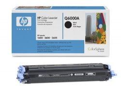 Заправка HP Color LJ 1600/2600/2605/СМ1015/1017 (Q6000A)