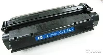 Заправка HP LJ 1200/1220/1000/1005/3300 (C7115A)