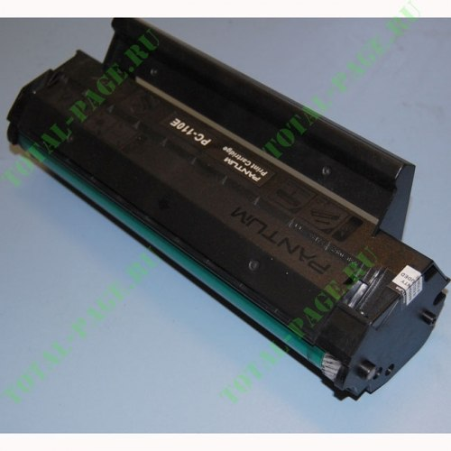 Заправка Pantum P1000/P2000 (PC-110E) + чип