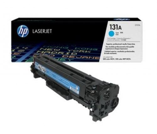 Заправка HP LaserJet Pro 200/M251/M276 (CF211A (№131A) Cyan