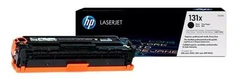 Заправка HP LaserJet Pro 200/M251/M276 (CF210X (№131X) Black