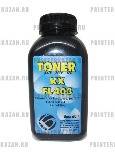 Тонер FL-403 бан 60г БУЛАТ