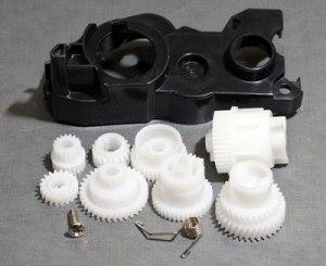 Конверсионный набор (торцевая крышка, набор шестеренок, флажок с пружинкой) HL-2130 (TN2015/TN2080)
