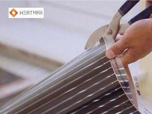Саморегулируемый инфракрасный пленочный теплый пол HEATMAX HeatMax PTC - 1.0