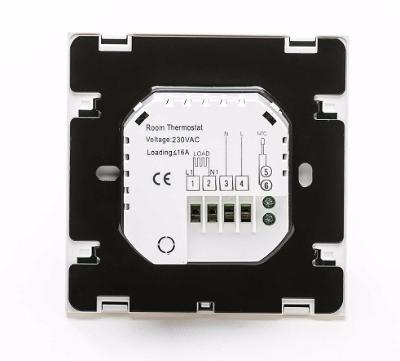 Терморегулятор daewoo-enertec X2 NEW 2017 для теплого пола
