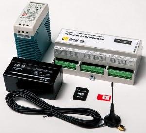 Блок управления системами отопления ЭргоЛайт ТРС-100