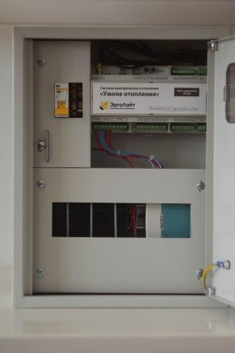 Ящик для системы умное отопление