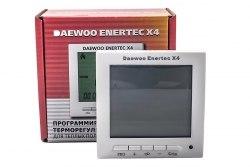 Терморегулятор daewoo-enertec X4 для теплого пола