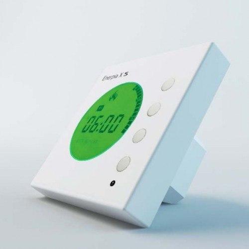 Терморегулятор daewoo-enertec X5 для теплого пола