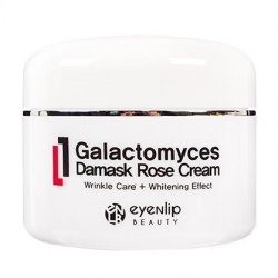 Крем для лица с экстрактом розы EYENLIP Galactomyces Damask Rose Cream 50 гр