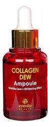 Сыворотка для лица КОЛЛАГЕН EYENLIP Collagen Dew Ampoule 30мл