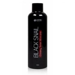 Многофункциональный тонер с муцином черной улитки EYENLIP BLACK SNAIL CREAMY TONER ALL IN ONE 200мл