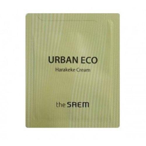 Питательный крем для лица с экстрактом новозеландского льна THE SAEM Urban Eco Harakeke Cream 1.5мл (пробник)
