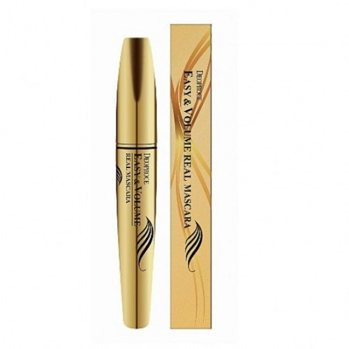 Тушь для ресниц DEOPROCE Easy Volume Real Mascara 8мл