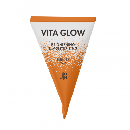 Ночная маска для лица Витамины J:ON Vita Glow Brightening&Moisturizing Sleeping Pack