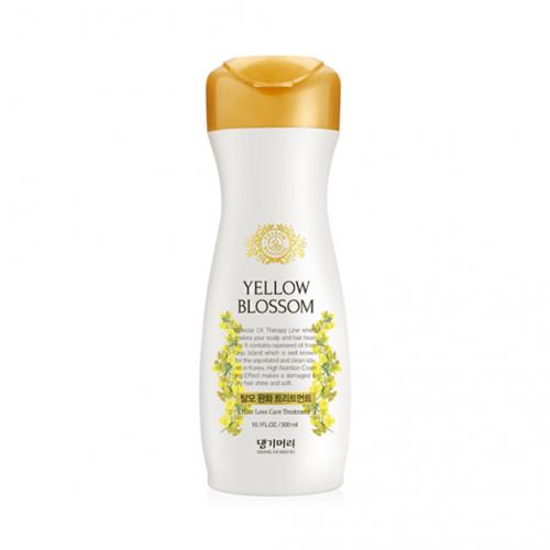 Маска-бальзам против выпадения волос Daeng Gi Meo Ri Yellow Blossom Anti-Hair Loss Treatment, 300 мл