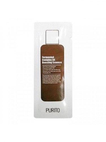 Ферментированная эссенция-бустер с ниацинамидом PURITO Fermented Complex 94 Boosting Essence(sample) 1мл