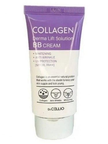 ВВ крем Dr. Cellio Collagen Derma Lift Solution B.B Cream 40мл