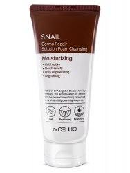 Крем ВВ с муцином улитки Dr. Cellio Snail Derma Repair Sulution BB Cream, 50 мл