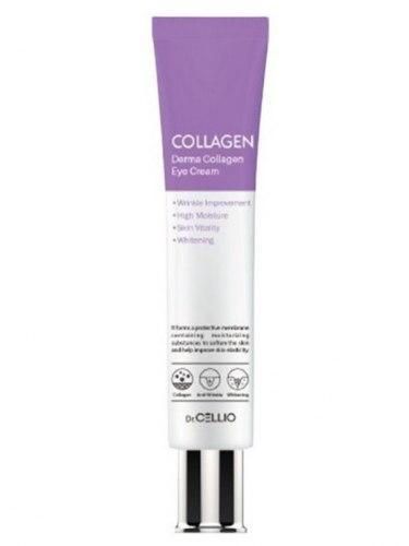 Крем для кожи вокруг глаз Dr. Cellio Collagen Derma Ampoule Eye Cream, 35 мл