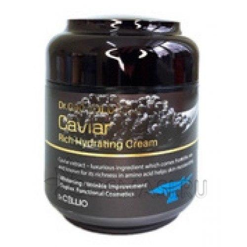 Увлажняющий крем для лица Dr. Cellio G90 Solution Caviar Rich Hydrating Cream 85мл